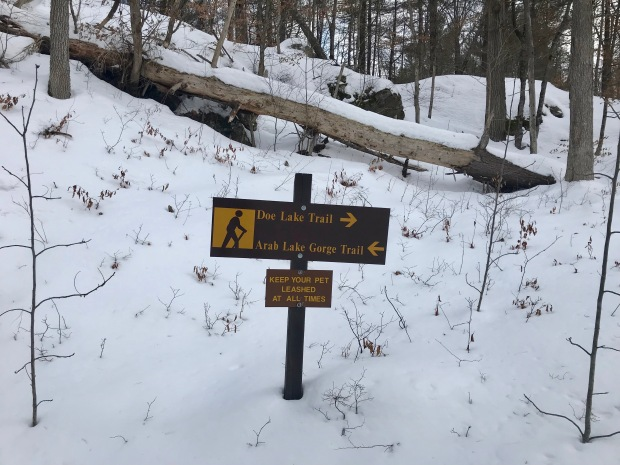 Frontenac - Doe Lake Trail